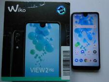 WIKO View 2 Pro Dual Sim 6 Zoll 64GB NFC anthrazit
