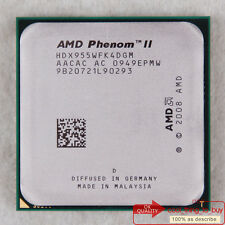 AMD Phenom II X4 955 Quad-Core CPU (HDX955WFK4DGM) Socket AM3 3.2/6M/667 Free sp