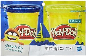 Play-Doh Grab & Go Compound Bag
