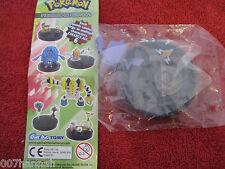 Pokemon-Figur-Set:Rotom+Rotom-Frost/Scale 1:40/Yujin/Zukan/Tomy/Fridge/Neu/F40