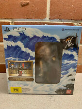 One Piece Pirate Warriors 2 Collector's Edition PS3 AUS NEW SEALED
