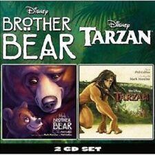 BROTHER BEAR / TARZAN 2 CD OST NEU