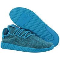 ADIDAS ORIGINALS PHARRELL WILLIAMS PW TENNIS HU Mens Shoes - Blue - PICK SIZE