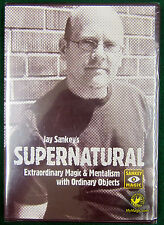 Jay Sankey's Supernatural  :: NEW DVD