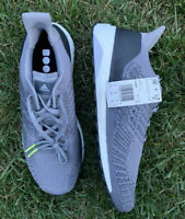 New adidas Solar Boost ST 19 M Grey/White Mens Running Sneakers Size 10 Eco Gray