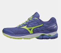 Mizuno Wave Rider 20 Women's Running Shoes Purple Marathon Jogging J1GD170344