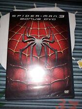 NEW Spiderman 3 DVD Collector's Bonus Disc