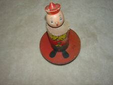 """USMC US Marine Reserves Toys for Tots 1950s Bobble Head Toy LARGE Over 10"""" Tall"""