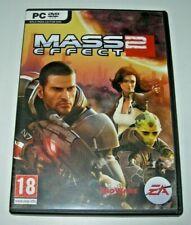 Mass Effect 2 PC (1ª edición española buen estado)