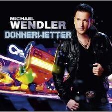 """MICHAEL WENDLER """"DONNERWETTER"""" CD NEU"""