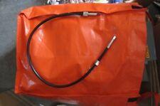 UK TACHOMETER CABLE Triumph T120 TR6C TR6R TR6SR T150 BSA A75 mag tacho cable
