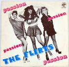 "DISCO VINILE 45 GIRI PASSION "" THE FLIRTS "" BABY RECORDS 1982"