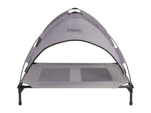 Zoofari Dog Bed with Sun Shade Brand New European brand and best quality