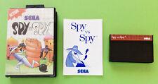Spy Vs Spy Sega Master System