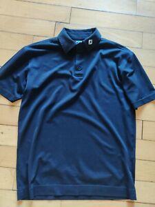 Footjoy Golf Polo Shirt Athletic Fit - SZ S