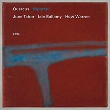Quercus (June Tabor, Iain Ballamy, Huw Warren) - Nightfall (NEW CD)