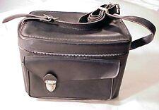 Custom Crafted Top Grain Cowhide Camera Case | a classic camera bag |