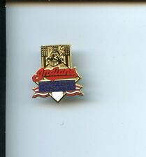 1995 MLB Cleveland Indians World Series Pin MINT