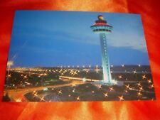 Singapore 1981 Changi Airport Philatelic Postcard, New