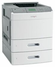 Lexmark T Black & White 256MB Memory Computer Printers