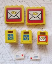 Lego Lotto post Office post 6362 Vintage Pieces