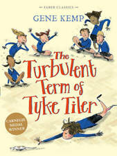 The Turbulent Term of Tyke Tiler, Kemp, Gene, New