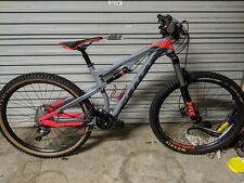 Scott Genius Dual Full Suspension Mountain Bike (Small). Suits up to 175cm....