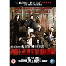 What We Do in The Shadows 5055002559716 With Taika Waititi DVD Region 2
