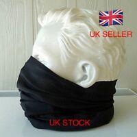 Neck Warmer , Motorcycle Motorbike Biker Bandana Face Mask NeckTube Scarf UK