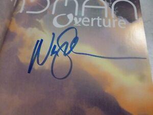 SANDMAN OVERTURE - Deluxe Hardcover - JH WILLIAMS Signed by NEIL GAIMAN  Vertigo