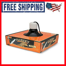 Flukers 27000 Repta-Clamp Lamp with Switch for Reptiles, 8.5-Inch