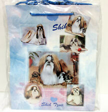 New Shih Tzu Pet Dog Gift Bags Set 10 Large Bags By Ruth Maystead Shih Tzus