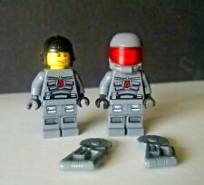 Lego Power Miner Minifigures with Tools