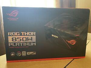 ASUS Republic of Gamers Thor 850W 80 Plus Platinum Modular Power Supply