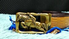DELUXE AUTOMATIC RATCHET BELT AND BUCKLE~CASUAL FORMAL WEAR~BEST GIFT ITEM!