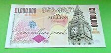 ..ONE MILLION POUND NOTE..