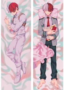 My Hero Academia Todoroki Dakimakura Anime Hugging Body Pillow Cover Cases 150CM