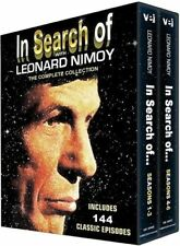 In Search Of with Leonard Nimoy: The Complete Collection (DVD, 2016)
