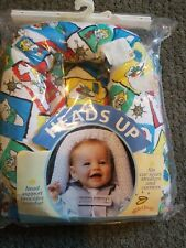 Goldbug Head-Up Head Support for car seat, stroller, carriers travel design