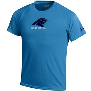 Carolina Panthers Combine Authentic Under Armour Youth Shirt, X-Large