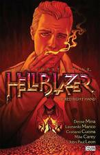 JOHN CONSTANTINE, HELLBLAZER VOL #19 RED RIGHT HAND TPB Vertigo DC Comics TP