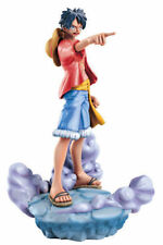 Megahouse One Piece LogBox 05 Fishman Island Figure Monkey D. Luffy NO BOX
