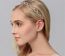 Diamante Hair Halo Rhinestone Bridal Accessories Crystal Wedding Hair Vine 1 PC