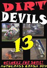 Dirt Devils 13 - Autograss Crash Dvd