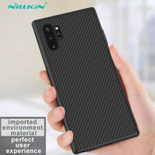 NILLKIN For Samsung Galaxy Note 10/Plus Synthetic Carbon Fiber Matte Case Cover