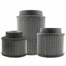 "Phresh Intake Air Filter 4"" x 6"" 140 CFM- dust mold scrubber for inline fan"