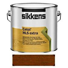 SIKKENS Cetol Holzschutz Extra Wetterschutz-Farbe UV-Schutz 010 nussbaum 5 L