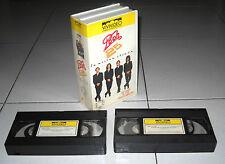 2 Vhs POOH 25 LA NOSTRA STORIA Tour 1991OTTIMO ViViViDEO