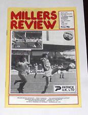 Rotherham United -v- Queens Park Rangers 1982-1983