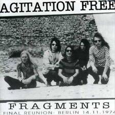 Agitation Free Fragments CD EX+ Final Reunion Berlin 1974
